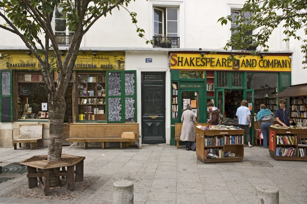 Shakespeare & Company (Atout France/Michel Angot)