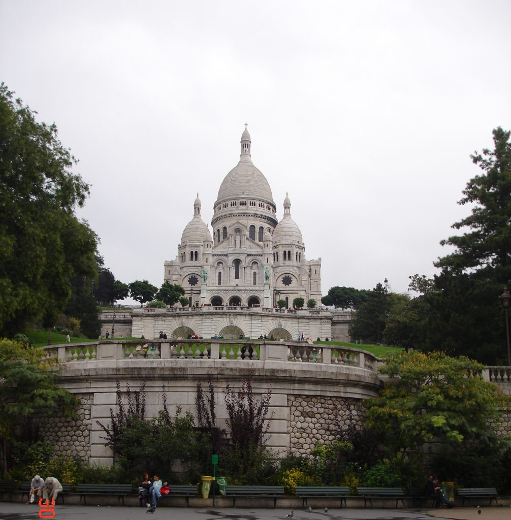 Basílica de Sacre-Coeur