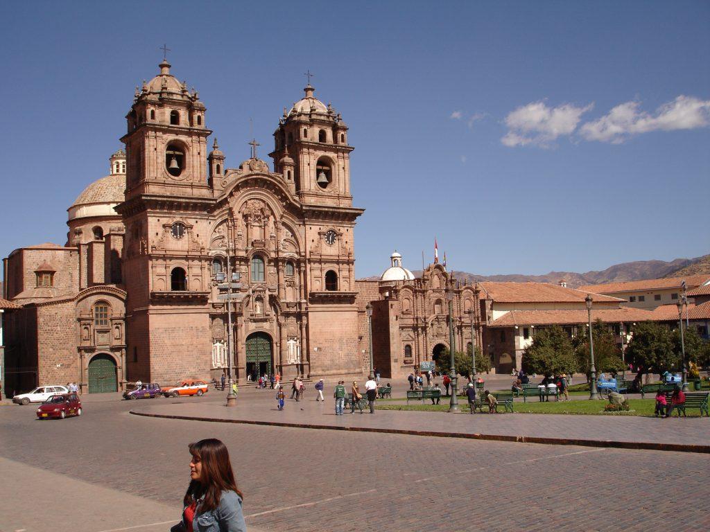 Catedral de Cusco (Foto: Eliane Barbosa)