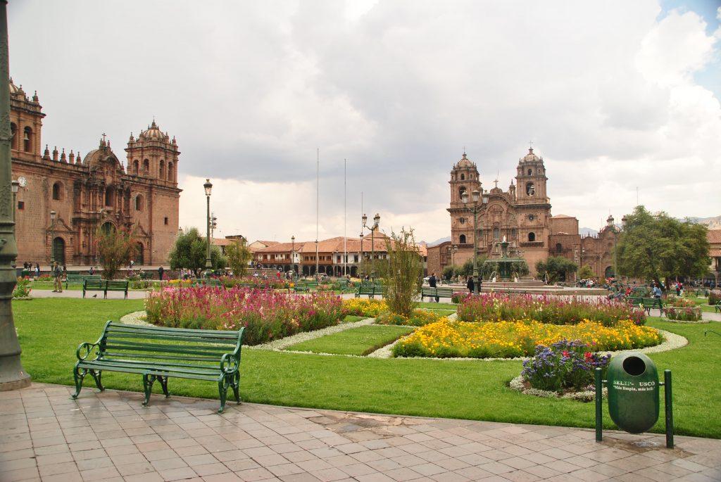 Plaza de Armas (divulgação internet)